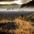 10 Oktober: Ritt auf Island von Sebastian Helmrich
